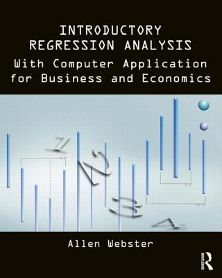 Introductory Regression Analysis By Webster, Allen